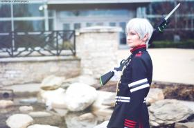 Shinya Hiiargi from Seraph of the End