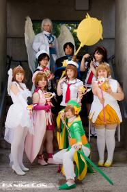 Yue from Card Captor Sakura worn by Niho