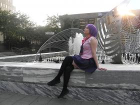 Hitagi Senjougahara from Monogatari Series: Second Season worn by Niho
