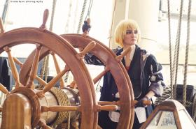 Eizen from Tales of Berseria (Worn by Niho)