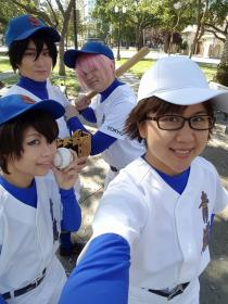 Satoru Furuya from Ace of Diamond worn by Niho