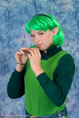 Saria from Legend of Zelda: Ocarina of Time worn by Hanamaru