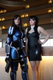 Commander Shepard (Female) from Mass Effect 2 worn by Hanamaru