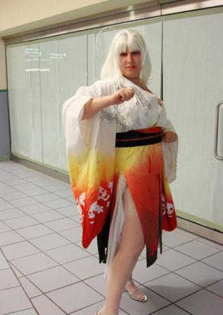 Maya Natsume from Tenjou Tenge worn by UsagiNoSenshi