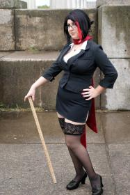 Fiora from League of Legends worn by UsagiNoSenshi