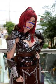 Eir Stegalkin from Guild Wars 2