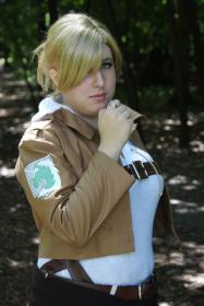 Annie Leonhardt from Attack on Titan