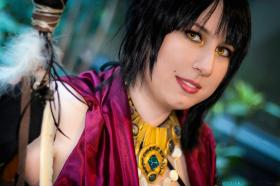 Morrigan from Dragon Age: Origins worn by UsagiNoSenshi