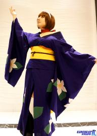 Sumire Kanzaki from Sakura Wars worn by UsagiNoSenshi