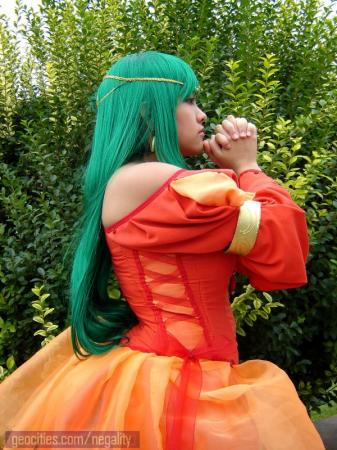 Elincia Ridell Crimea from Fire Emblem: Path of Radiance worn by Yueri