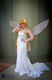 Neo-Queen Serenity from Sailor Moon worn by Chibi Rinoa