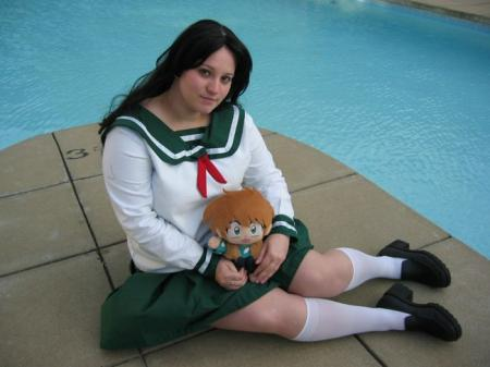 Kagome Higurashi from Inuyasha worn by Lizakitty