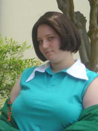 Ellone Loire from Final Fantasy VIII