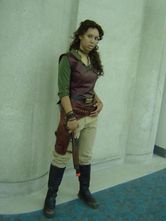 Zoe Washburne from Firefly