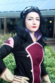 Asami Sato from Legend of Korra, The worn by banair