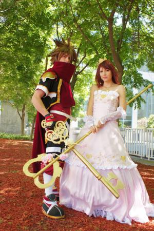 Kairi from Kingdom Hearts 2 worn by Shiya Wind