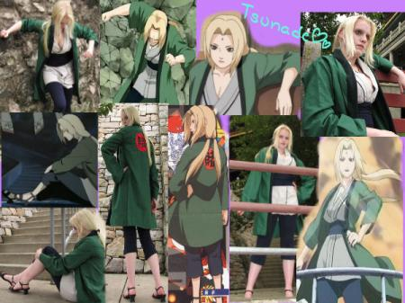 Tsunade from Naruto worn by SeibaTooth
