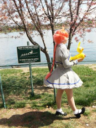 Ahiru from Princess Tutu