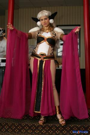 Naria from Escaflowne Movie: A Girl in Gaia worn by Nekome