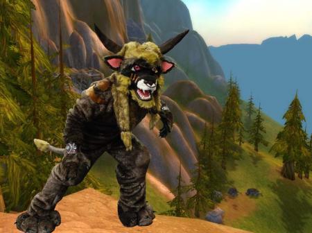 Tauren from World of Warcraft