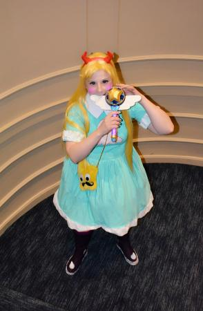 Star Butterfly  from Star vs. the Forces of Evil worn by Pocky Princess Darcy