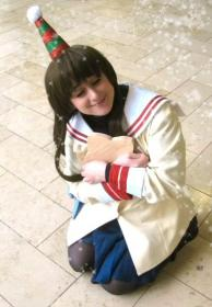 Fuko Ibuki from Clannad worn by Pocky Princess Darcy