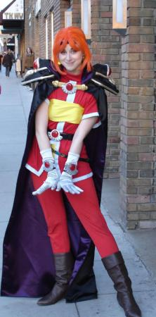 Lina Inverse from Slayers TRY worn by Pocky Princess Darcy
