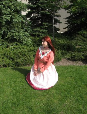 Juliet from Romeo x Juliet worn by Pocky Princess Darcy