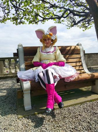 Elizabeth Ethel Cordelia Midford from Black Butler worn by Pocky Princess Darcy