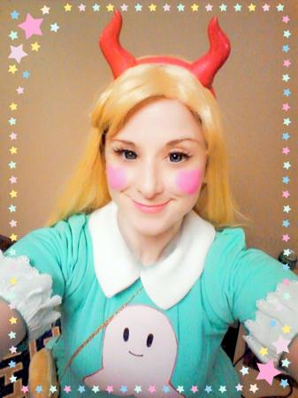 Star Butterfly  from Star vs. the Forces of Evil by Pocky Princess Darcy