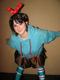 Vanellope Von Schweetz from Wreck-It Ralph worn by Pocky Princess Darcy
