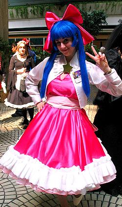 Yurika Misumaru from Martian Successor Nadesico worn by Pocky Princess Darcy