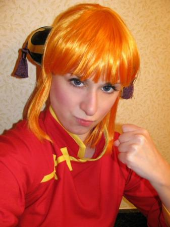 Kagura from Gintama worn by Pocky Princess Darcy