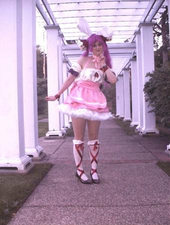 Rabi en Rose / Usada Hikaru from Di Gi Charat worn by Pocky Princess Darcy