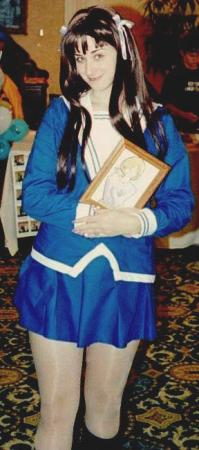 Tohru Honda from Fruits Basket worn by Pocky Princess Darcy