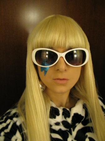 Lady Gaga from Lady Gaga worn by Pocky Princess Darcy