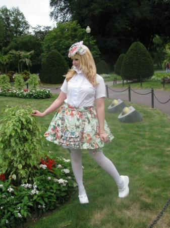 Springtime Lolita from Original: Lolita worn by Pocky Princess Darcy