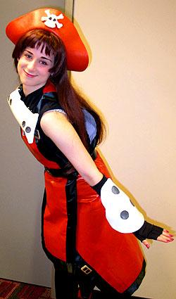 May from Guilty Gear X worn by Pocky Princess Darcy