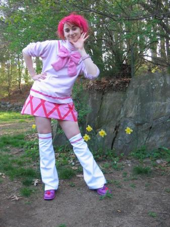 Ai Hayakawa from Final Fantasy Unlimited worn by Pocky Princess Darcy
