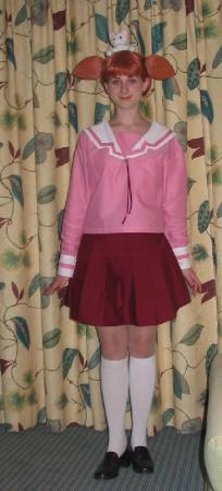 Chiyo Mihama from Azumanga Daioh worn by Pocky Princess Darcy
