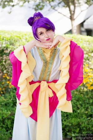 Nuriko from Fushigi Yuugi worn by Pocky Princess Darcy