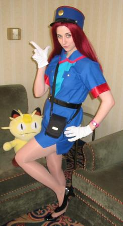 Jessie / Musashi from Pokemon worn by Pocky Princess Darcy
