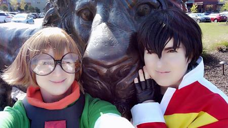Pidge Gunderson / Katie Holt from Voltron: Legendary Defender by Pocky Princess Darcy