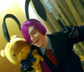 Zange Natsume from Inu x Boku SS worn by Pocky Princess Darcy