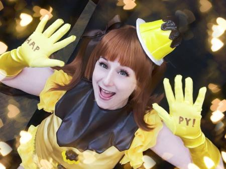 Puchin Pudding commercial from Kyary Pamyu Pamyu worn by Pocky Princess Darcy