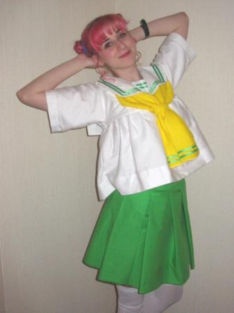 Rica from Graduation (Neo Generation II) worn by Pocky Princess Darcy