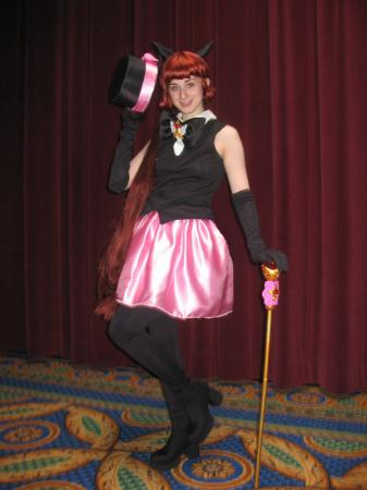 Saint Tail from Kaitou Saint Tail worn by Pocky Princess Darcy