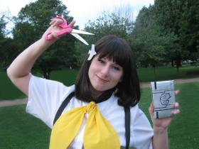 Hajime Ichinose from Gatchaman Crowds worn by Pocky Princess Darcy