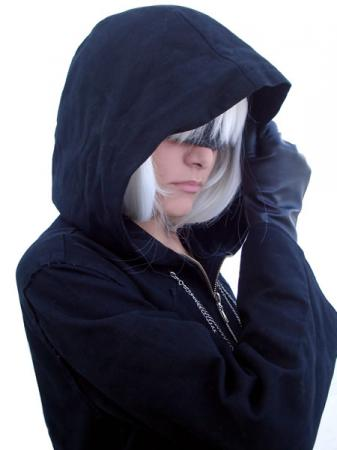 Riku from Kingdom Hearts 2 worn by Yuki Le Fay