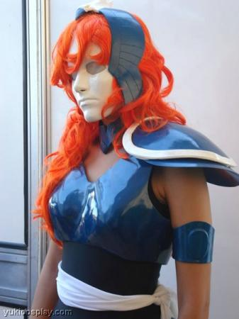Aquila Marin from Saint Seiya